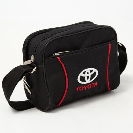 Маленькая сумка из 2-хотделений и переднего кармана | Пошив под бред