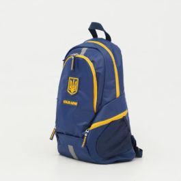 Рюкзак спортивный | Р271 | «Ukraine» Тёмно-синий