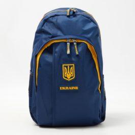 Рюкзак спортивный | Р270 | «Ukraine» Тёмно-синий