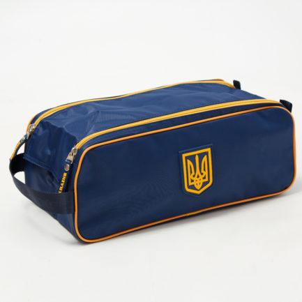Чехол обувной | ЧО1 | «Ukraine» Жёлто синий