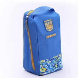 Чехол обувной | ЧО2 | «Ukraine» Голубой