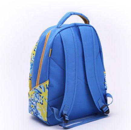 Рюкзак спортивный | Р334 | «Ukraine» Жёлто синий