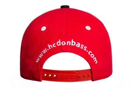 Бейсболка | ХК «Донбас» HCDD | Образец | На заказ