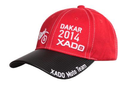 Бейсболка | «XADO» Dakar 2014 | Образец | На заказ