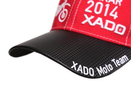 Кепка   «XADO» Dakar 2014   Образец   На заказ