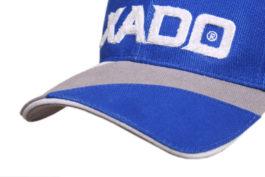 Бейсболка | «XADO» Сине — серая | Образец | Premium