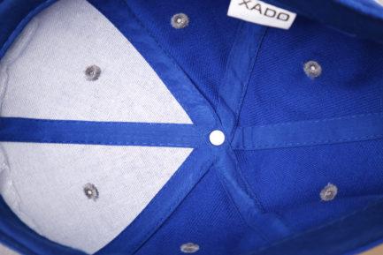 Бейсболка | «XADO» Сине — серая | Образец | На заказ