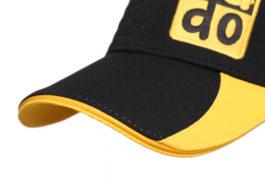 Бейсболка | «XADO» Черно — желтая | Образец | Premium