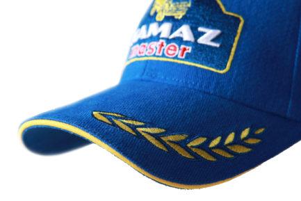 Кепка | «KAMAZ Master» / «Red Bull» | Образец | На заказ