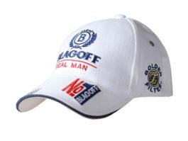 Бейсболка | «Blagoff» Real man | Образец | Premium