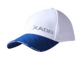Бейсболка | «XADO» Cиня — белая | Образец | Premium