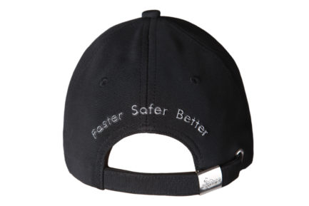 Бейсболка   «Darrajeh» Faster Safer Better   Образец   На заказ