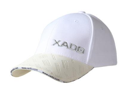 Бейсболка | «XADO» Белая | Образец | На заказ