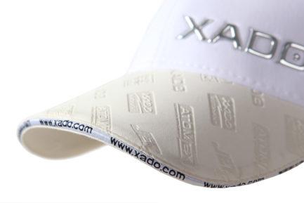 Кепка | «XADO» Белая | Образец | На заказ