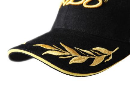 Кепка | «XADO» Черно — золотая | Образец | На заказ