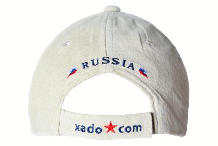 Бейсболка | «XADO» Замша | Образец | На заказ