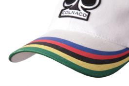 Бейсболка | «Colnago» Белая | Образец | Premium