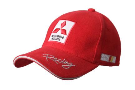 Бейсболка | «Mitsubishi Motors» Racing Летняя | Образец | На заказ