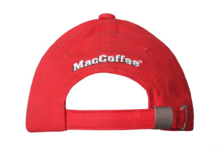 Бейсболка | «MacCoffe» Rally Team | Образец | На заказ