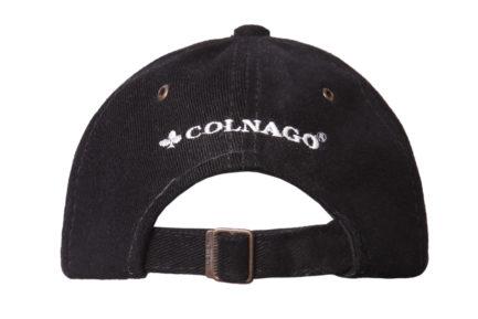 Бейсболка | «Colnago» Черная | Образец | На заказ