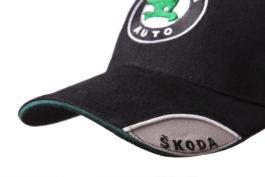 Бейсболка | «Skoda Auto» | Образец | Premium