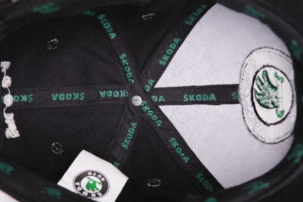 Бейсболка | «Skoda Auto» | Образец | На заказ