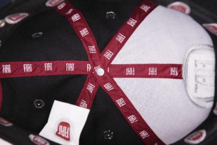 Бейсболка | «Fiat» | Образец | На заказ