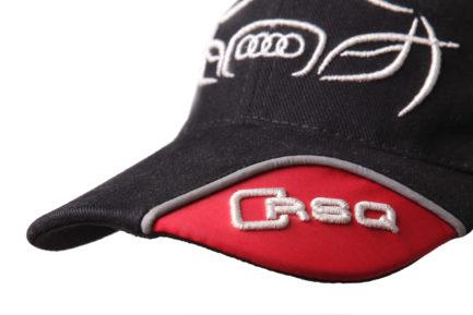 Бейсболка | «Audi» | Образец | На заказ